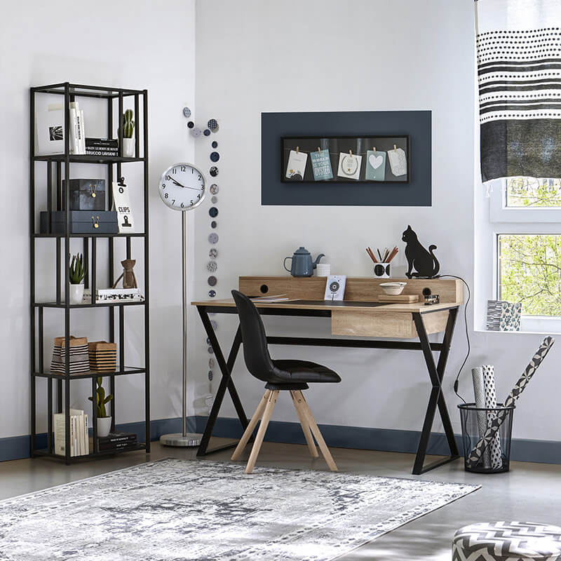 comment bien choisir sa chaise de bureau blog but. Black Bedroom Furniture Sets. Home Design Ideas