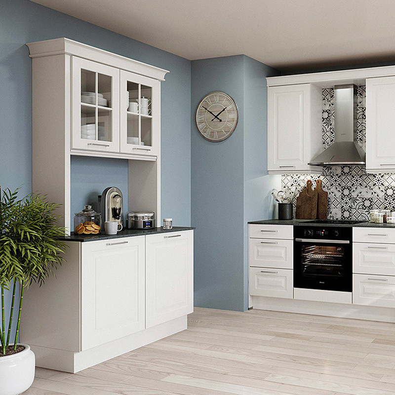 conseils d co osez la cuisine bleue blog but. Black Bedroom Furniture Sets. Home Design Ideas