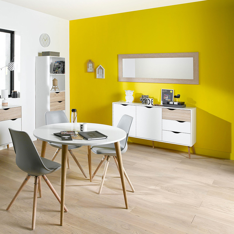 d co jaune ensoleillez votre int rieur blog but. Black Bedroom Furniture Sets. Home Design Ideas
