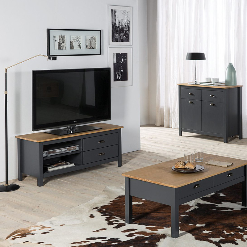 bien choisir la couleur de son meuble tv blog but. Black Bedroom Furniture Sets. Home Design Ideas