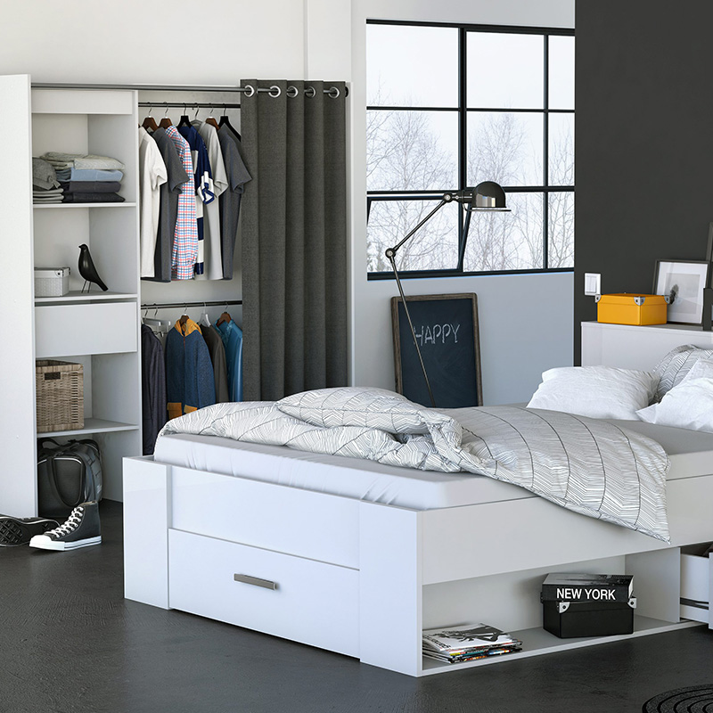 rideaux de dressing nos conseils pour les choisir blog but. Black Bedroom Furniture Sets. Home Design Ideas