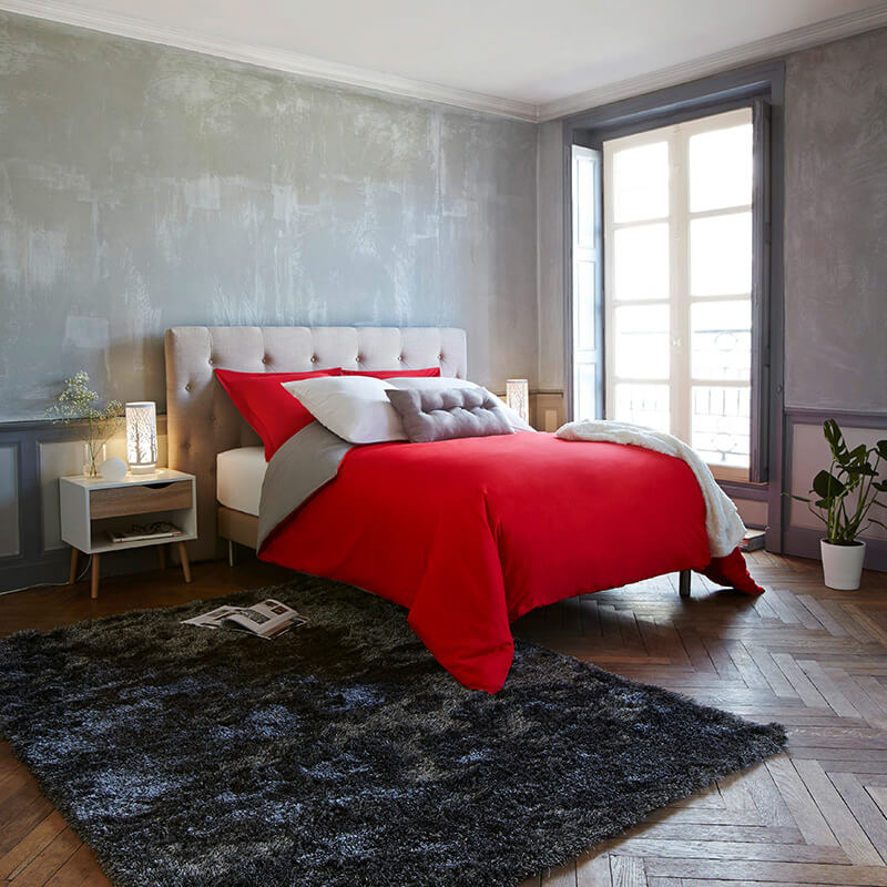comment bien choisir votre t te de lit blog but. Black Bedroom Furniture Sets. Home Design Ideas