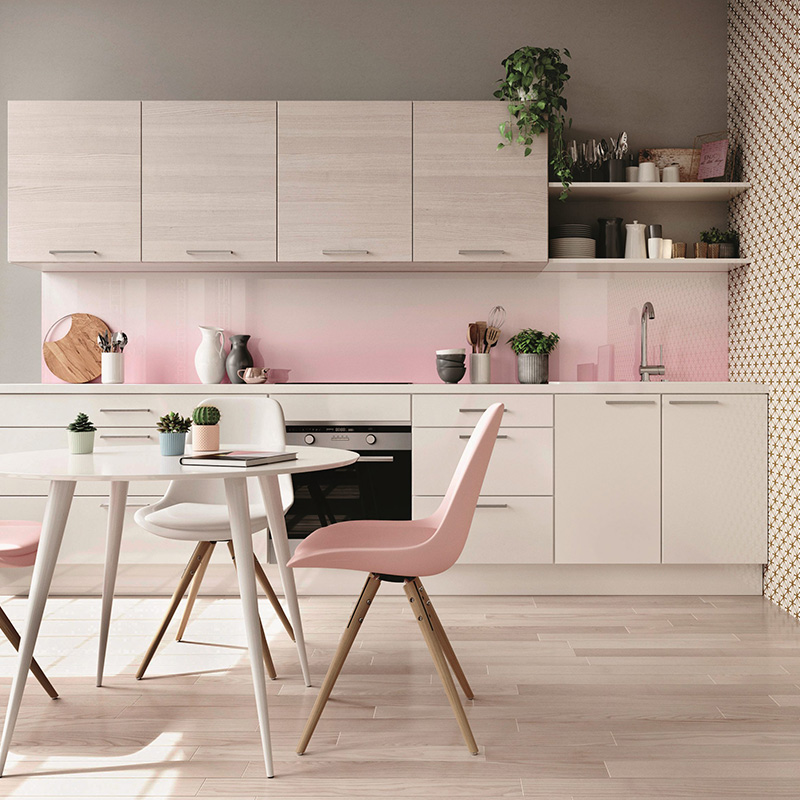 cuisine couleur pastel cuisine couleur ivoire meuble cuisine couleur ivoire chaise de cuisine. Black Bedroom Furniture Sets. Home Design Ideas
