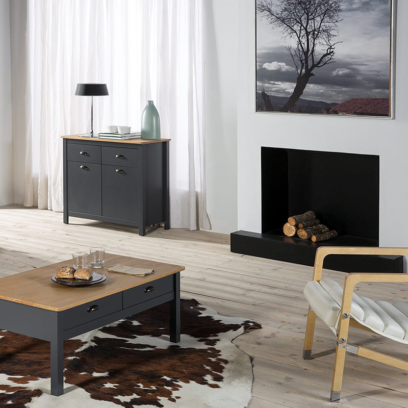 peindre une chemin e nos conseils blog but. Black Bedroom Furniture Sets. Home Design Ideas