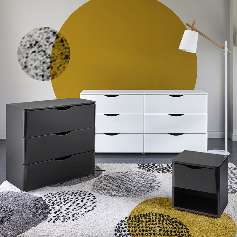 meuble pour chambre mansarde trendy ides de chambres with meuble pour chambre mansarde. Black Bedroom Furniture Sets. Home Design Ideas