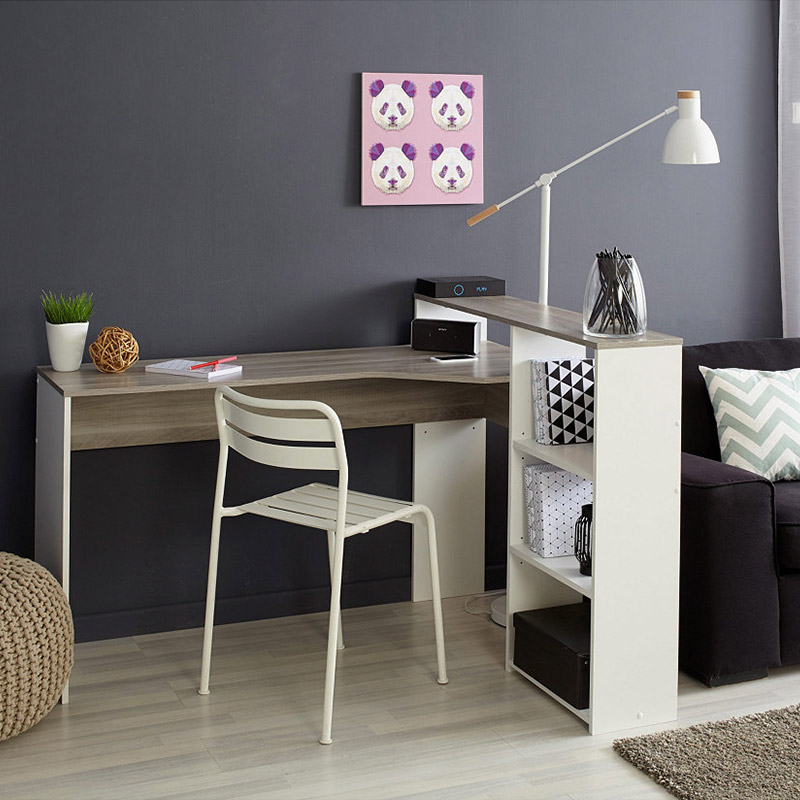 am nagement de bureau 10 conseils d co blog but. Black Bedroom Furniture Sets. Home Design Ideas