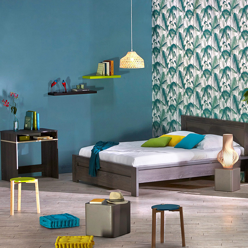poser une tag re murale blog but. Black Bedroom Furniture Sets. Home Design Ideas