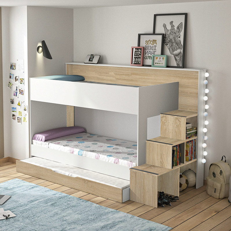 lits superpos s 10 id es pour ravir votre enfant blog but. Black Bedroom Furniture Sets. Home Design Ideas