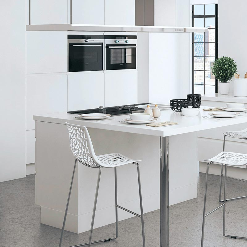 table cuisson mixte