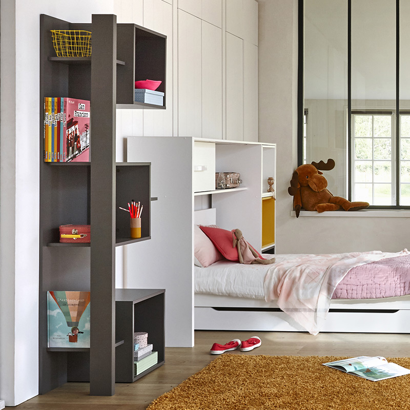 10 tag res murales en cube pour booster votre d co blog but. Black Bedroom Furniture Sets. Home Design Ideas