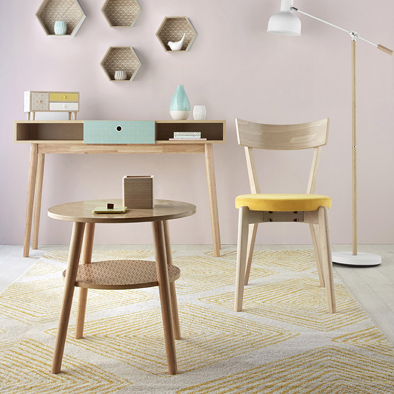 meubles bureau scandinaves