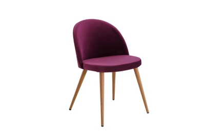 Chaise MOON Violet