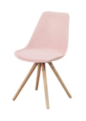 Chaise OSLO Rose
