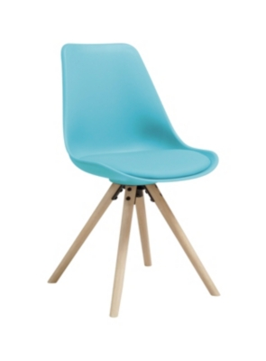 Chaise OSLO 2 22318-6 turquoise