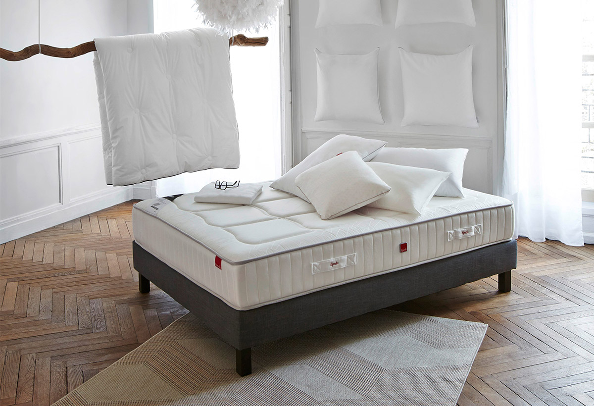 quel type de matelas pour bien dormir free quest ce que la fermet du matelas with quel type de. Black Bedroom Furniture Sets. Home Design Ideas