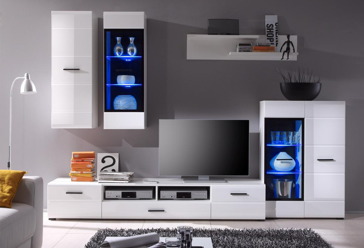 meuble tv led les crit res pour bien le choisir blog but. Black Bedroom Furniture Sets. Home Design Ideas