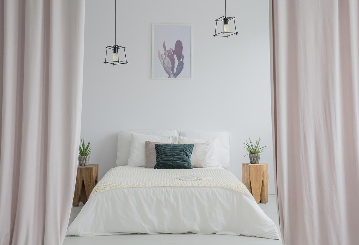 comment attacher des rideaux trop longs blog but. Black Bedroom Furniture Sets. Home Design Ideas