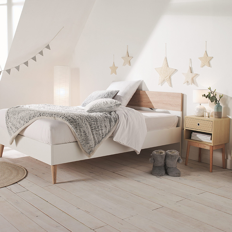 decoration scandinave chambre