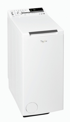 Lave-linge top WHIRLPOOL TDLR65230 blanc