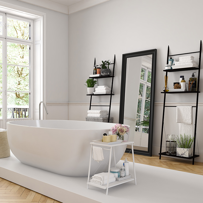 Salle de bain moderne : 10 inspirations déco en photo - Blog BUT