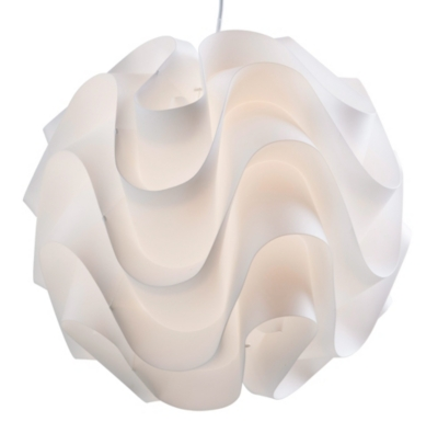 Suspension WAVE 3 Blanc