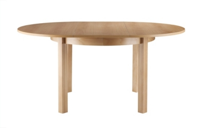 Table Ronde 115/165 RUBEN Naturel