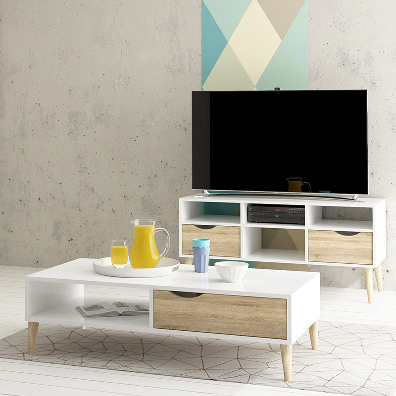 Meuble Tv Scandinave Design