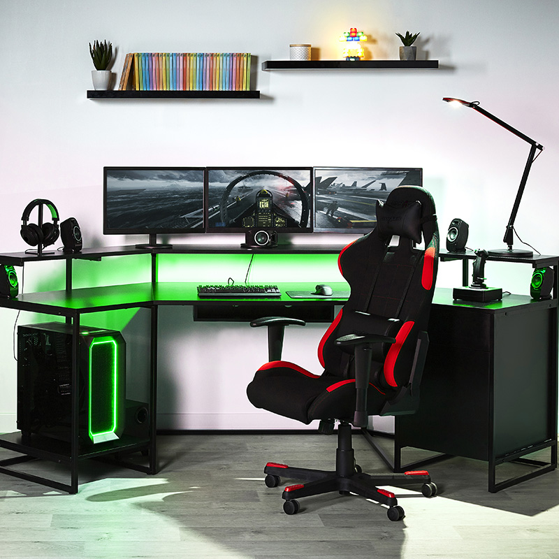 bureau gaming led