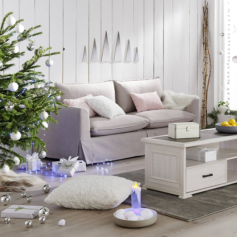 decoration couleur douce noel
