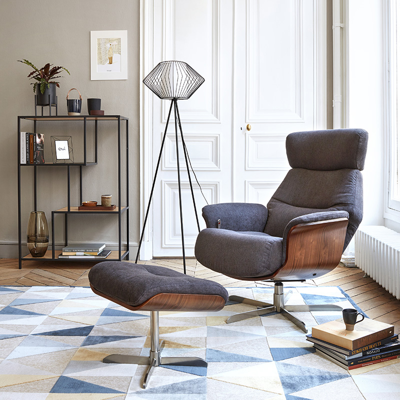 fauteuil relax chic