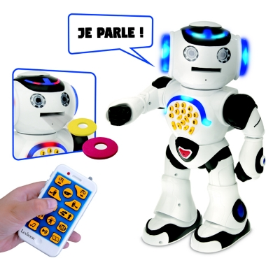 Robot interactif LEXIBOOK POWERMAN ROB50FR