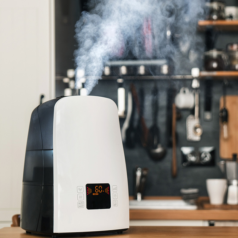 humidite humidificateur cuisine