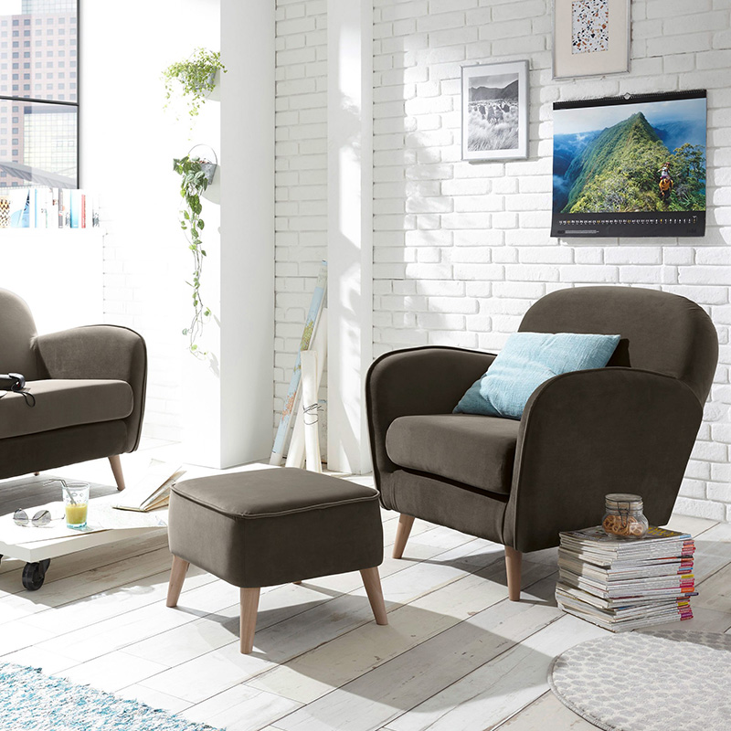 fauteuil assise confort coussin