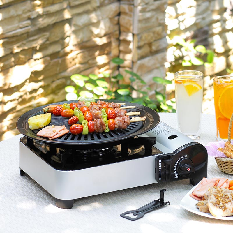 mini grill de table