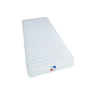 Matelas relaxation mousse accueil latex NUEE 80X200 cm