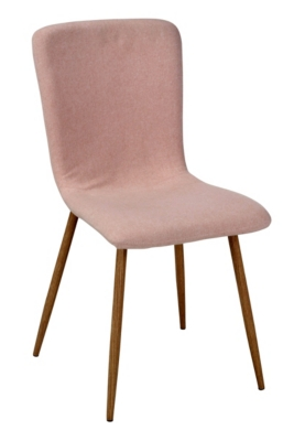 Chaise BELLA Rose