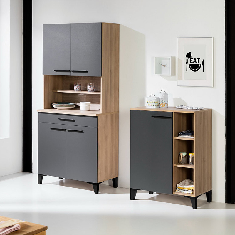 buffet de cuisine haut ou bas nos conseils pour choisir. Black Bedroom Furniture Sets. Home Design Ideas