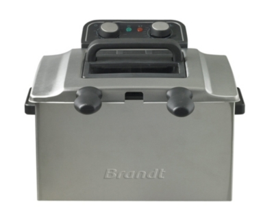 Friteuse BRANDT FRI2202E Double semi-pro Deep