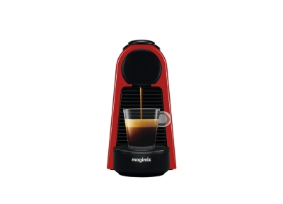 Machine à dosettes MAGIMIX 11366 Essenza mini rouge