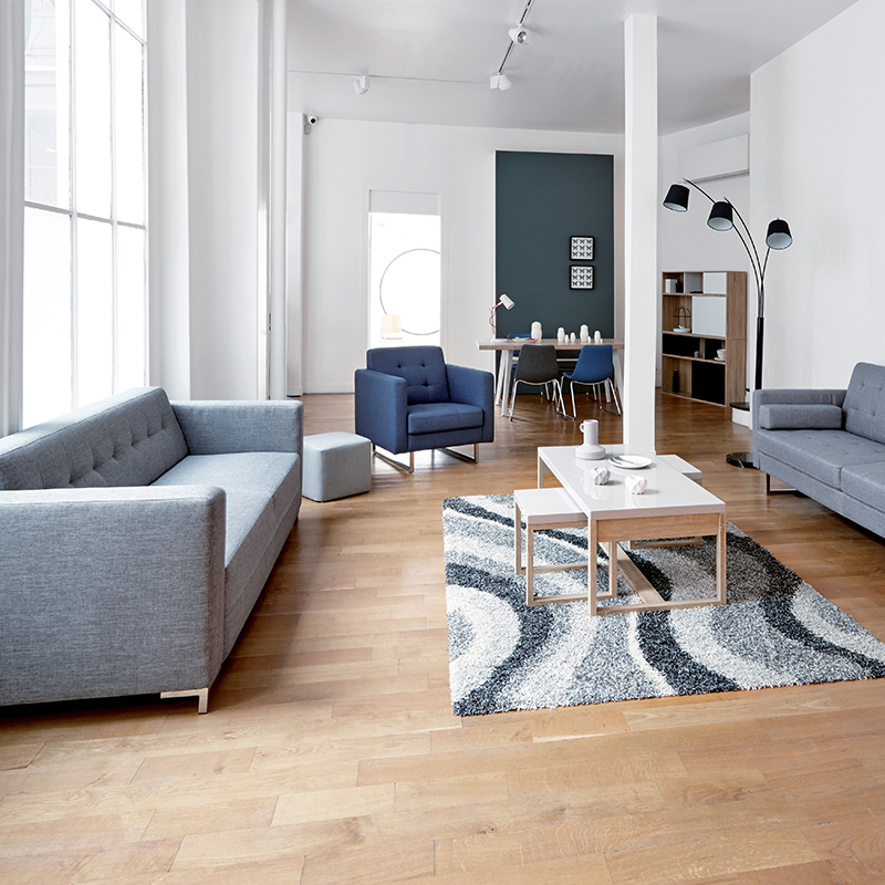 Déco Contemporaine, Le Succès D'un Style Simple Et