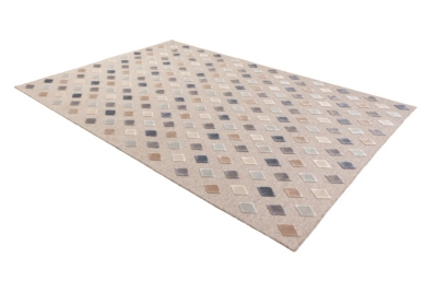 Tapis 160x230 WOOLY Naturel