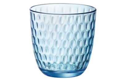 Lot de 6 verres 29 cl SLOT Bleu