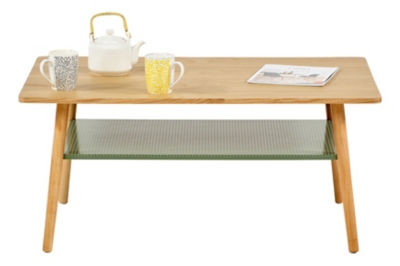 Table basse rectangle FLODEN Chêne
