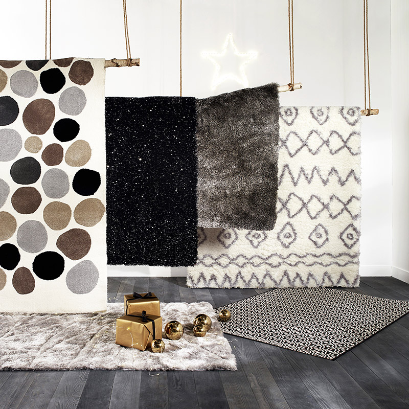 tapis moelleux cocooning