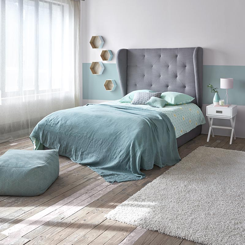 chambre cocooning chic