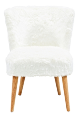 Fauteuil cocooning FREEZI Blanc