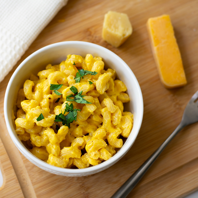 recette mac and cheese micro ondes